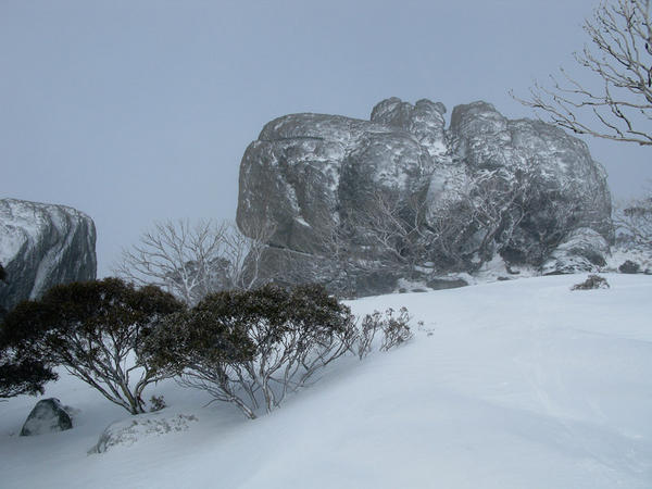 Porcupine Rocks, Perisher