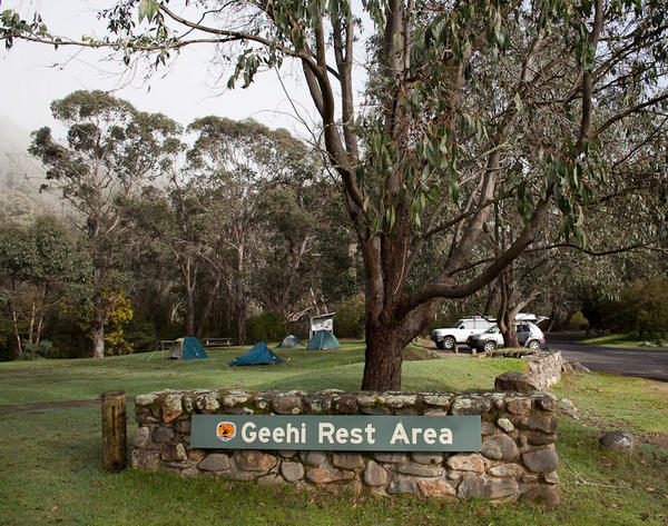 Geehi Rest Area 182