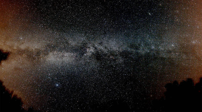 Northern Milky Way Panorama