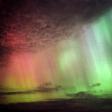 Aberdeenshire Aurora  September 7th, 2002