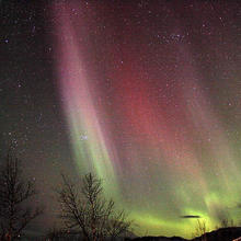 Aurora in Norway  March 18, 2006