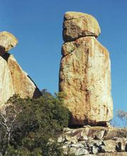 Matopos National Park  Zimbabwe